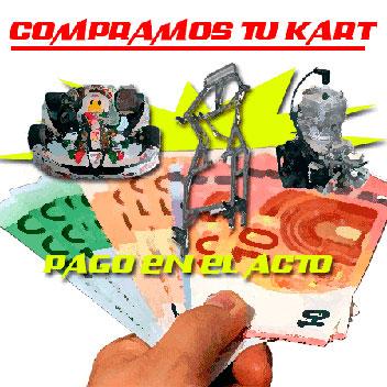Compramos tu Kart