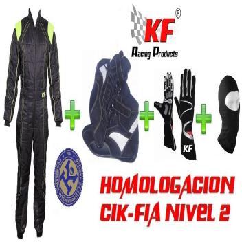 Equip. CIK/FIA Homologación