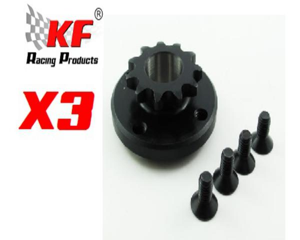 PACK 3 PIÑONES *X30* 10Z,11Z.12Z X-30/KF1/KF27KF3/KF4