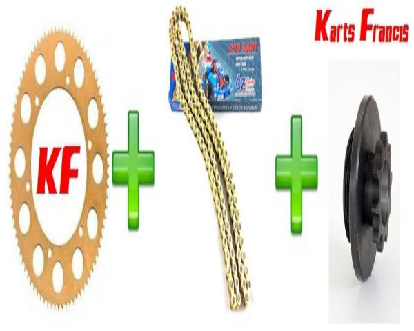 KIT ARRASTRE ROTAX
