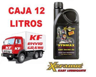 CAJA 12 LITROS XERAMIC FULL SYNTHETIC