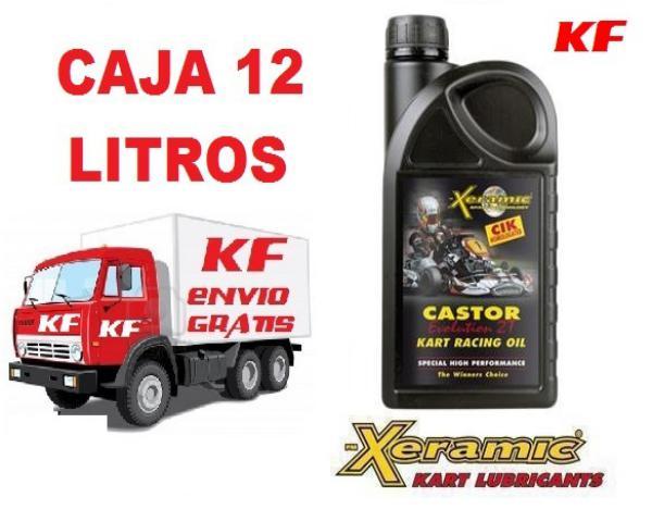 CAJA 12 LITROS XERAMIC CASTOR