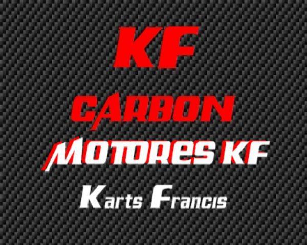 KIT 2 LAMINAS CARBONO MOTORES KF