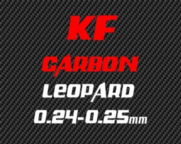 KIT 2 LAMINAS CARBONO LEOPARD