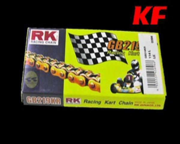 CADENA RK ORO 116L