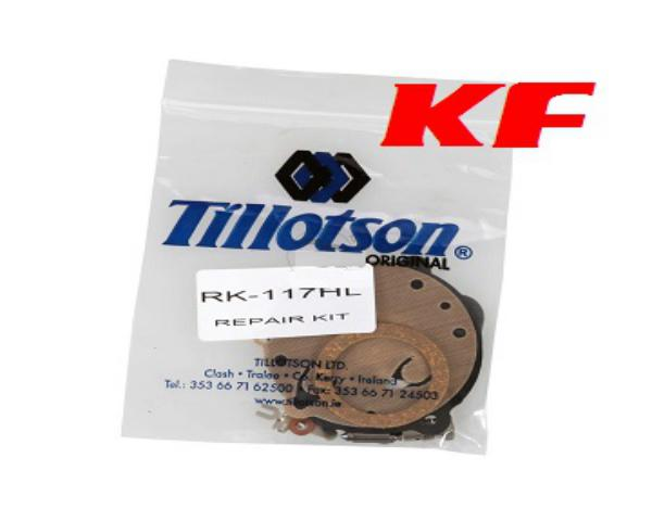 KIT REPARACION CARBURADOR TILLOTSON HL304F