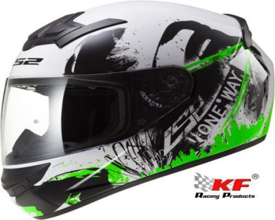 CASCO LS2 ONE VERDE