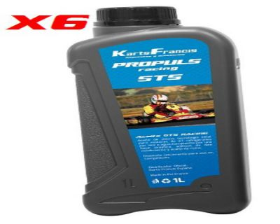 PACK 6 LITROS ACEITE STS-RACING