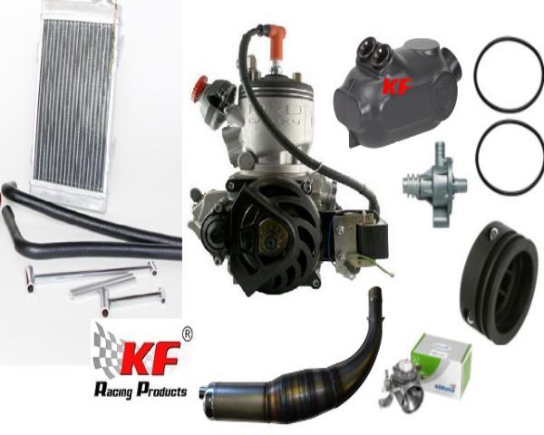 KIT MOTOR COMPLETO PRD GALAXY 125-35CV