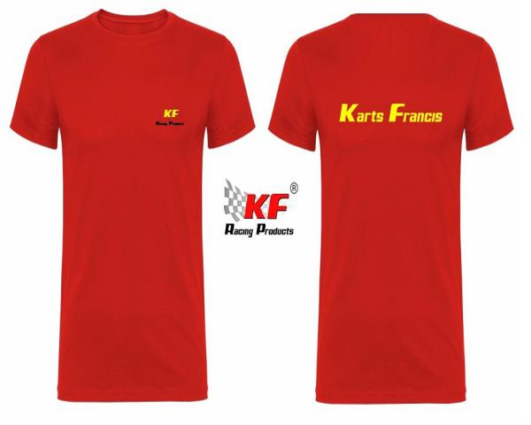 CAMISETA KF RACING PRODUCTS