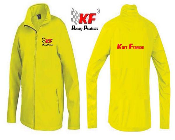 CHAQUETA SOFTSHELL KF RACING PRODUCTS