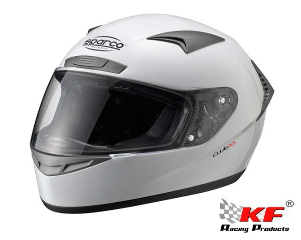 CASCO SPARCO CLUB X1 BLANCO