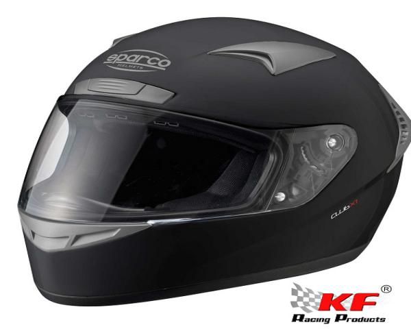 CASCO SPARCO CLUB X1 NEGRO